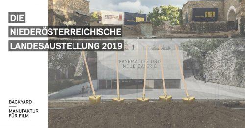Die Niederösterreichische Landesausstellung 2019